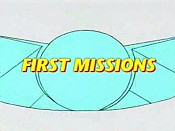 First Missions Picture To Cartoon