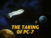 The Taking Of PC-7 Cartoon Picture