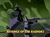 Revenge Of The Raenoks Picture To Cartoon