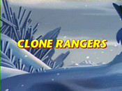 Clone Rangers Free Cartoon Picture