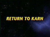 Return To Karn Free Cartoon Pictures