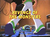 Revenge Of The Monsters Free Cartoon Pictures