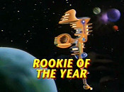 Rookie Of The Year Cartoon Picture