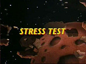 Stress Test Cartoon Picture