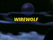 Wirewolf Free Cartoon Picture