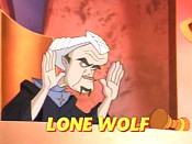 Lone Wolf Picture To Cartoon