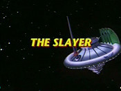 The Slayer Cartoon Picture