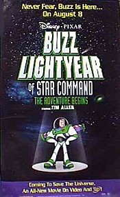 Buzz Lightyear Of Star Command: The Adventure Begins Picture Into Cartoon