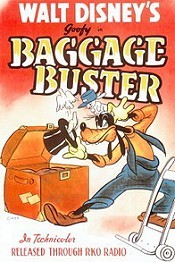 Baggage Buster Free Cartoon Picture