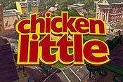 Chicken Little Picture Into Cartoon