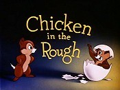 Chicken In The Rough Free Cartoon Picture