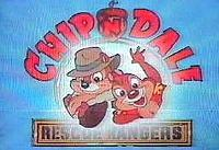 Double 'O Chipmunk Cartoon Picture