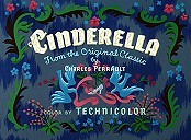 Cinderella The Cartoon Pictures