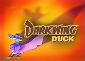 Darkly Dawns The Duck, Part 1 Cartoon Character Picture