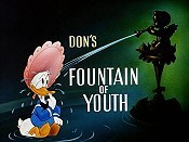 Don's Fountain Of Youth Free Cartoon Pictures