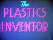 The Plastics Inventor Cartoon Picture