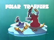 Polar Trappers Free Cartoon Picture