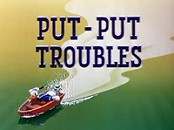 Put-Put Troubles Cartoon Character Picture