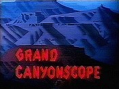Grand Canyonscope Cartoon Character Picture