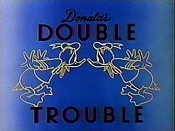 Donald's Double Trouble Free Cartoon Pictures