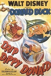 Drip Dippy Donald Cartoon Character Picture