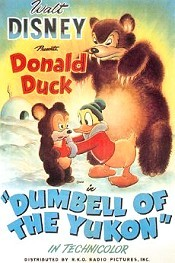 Dumbell Of The Yukon Cartoon Character Picture