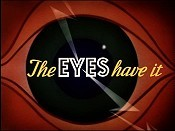 The Eyes Have It Cartoon Funny Pictures