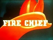 Fire Chief Free Cartoon Picture