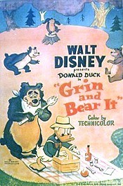 Grin And Bear It Picture Of Cartoon