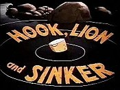 Hook, Lion And Sinker Picture To Cartoon