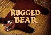 Rugged Bear Cartoon Character Picture