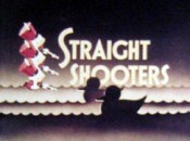 Straight Shooters Cartoon Picture