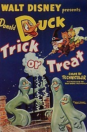 Trick Or Treat Cartoon Picture
