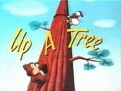 Up A Tree Cartoon Funny Pictures
