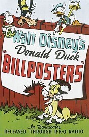 Billposters Picture Of Cartoon