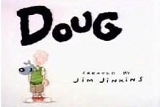 Brand Spanking New! Doug Episode Guide Logo