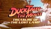 DuckTales The Movie: Treasure Of The Lost Lamp Video