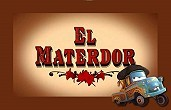 El Materdor Picture Into Cartoon
