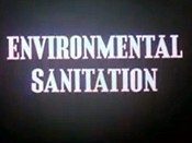 Environmental Sanitation Cartoon Picture