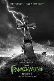Frankenweenie Picture Into Cartoon