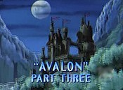 Avalon, Part Three Cartoon Picture