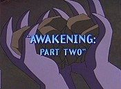 Awakening: Part Two The Cartoon Pictures