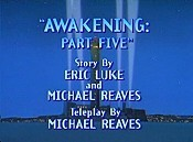 Awakening: Part Five Cartoon Character Picture