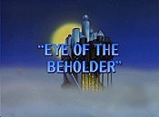 Eye Of The Beholder Picture Of The Cartoon