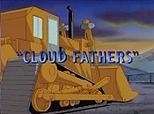 Cloud Fathers Picture Of Cartoon