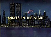 Angels In The Night Picture Of Cartoon