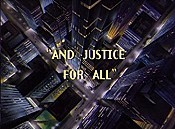 And Justice For All Cartoons Picture
