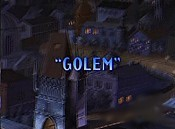 Golem Picture Of The Cartoon
