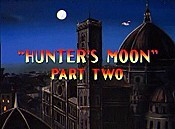 Hunter's Moon, Part Two Cartoon Picture