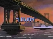 Legion The Cartoon Pictures